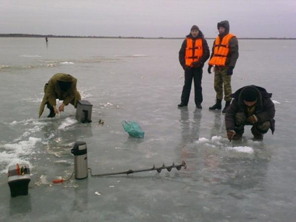безопасное рыбалка