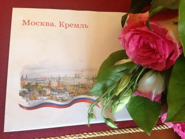 В январе поздравления Президента России получат более 30 калмыцких пенсионеров