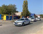 В Элисте стартовал автопробег, посвященный безопасности дорожного движения