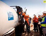 Главы Калмыкии поздравил с Днем работников нефтяной, газовой и топливной промышленности