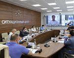 В Калмыкии состоялось заседание оперштаба по борьбе с коронавирусной инфекцией